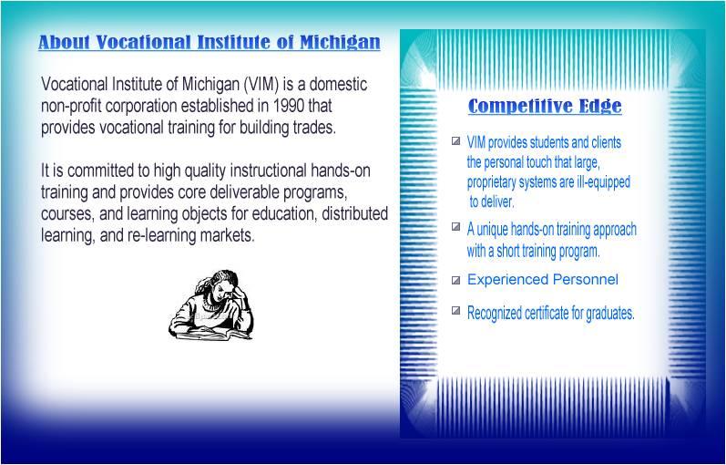 Vocational Institute of Michigan